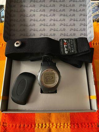 Polar F11 Grey Pepper monitor de frecuencia