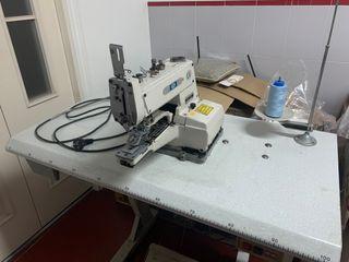 Maquina botonera semi industrial RMT