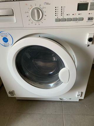 Lavadora- secadora Electrolux