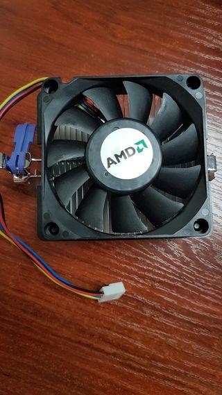 Ventilador CPU AMD K8 nuevo
