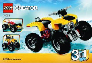 LEGO 31022