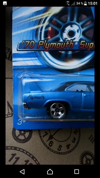 '70 Plymouth Superbird. 2006 First editions