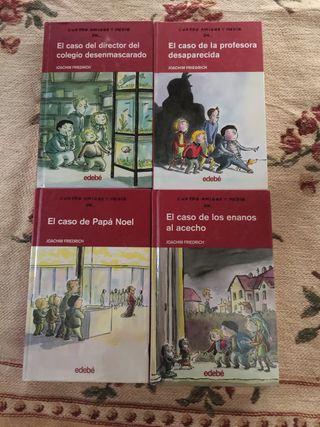 Libros de cuatro amigos y medio en ...