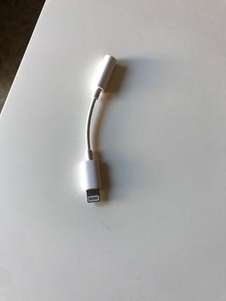 Cable adaptador Iphone