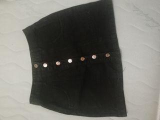 falda tejano