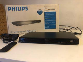 Philips DVD player ( dvs de regalo)