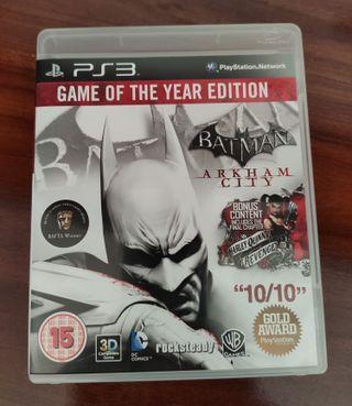 Batman Arkham City PS·3