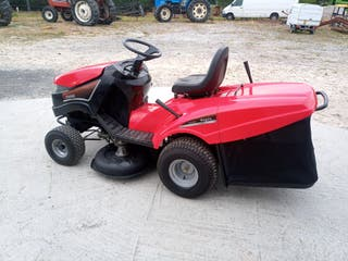 tractor cortacésped