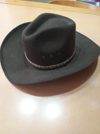 Sombrero Cowboy (auténtico)marron