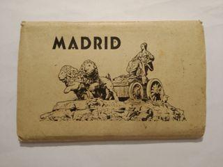 Postales antiguas Madrid EDICIONES GARCÍA GARRABEL