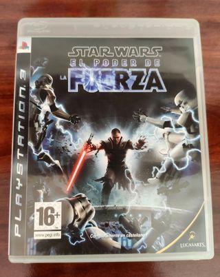 Star Wars El poder de la fuerza - PS3