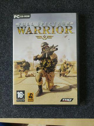 Full spectrum warrior juego pc