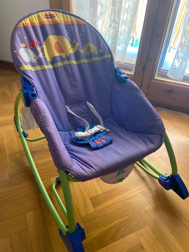 Hamaca reclinable bebe