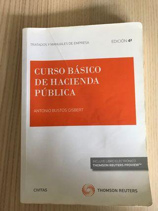 Curso básico hacienda Piblica.