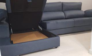 sofa chaiselong xxl familiar 750€