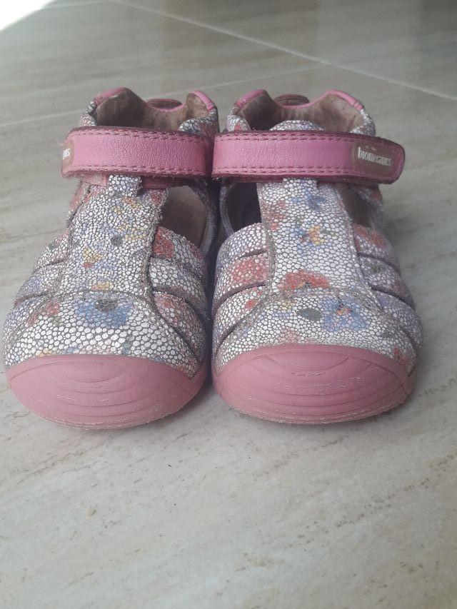 Zapatos biomecanics niña t.21