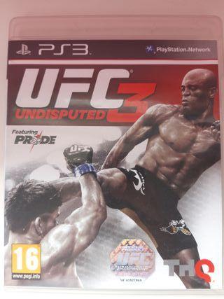UFC 3 PLEY 3