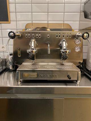 Cafetera Faema de segunda mano en WALLAPOP