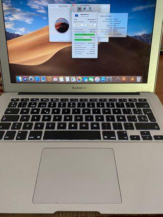 Macbook Air 13 finales 2017 core i7