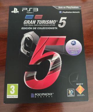 Gran Turismo 5 - Edicion coleccionista PS3