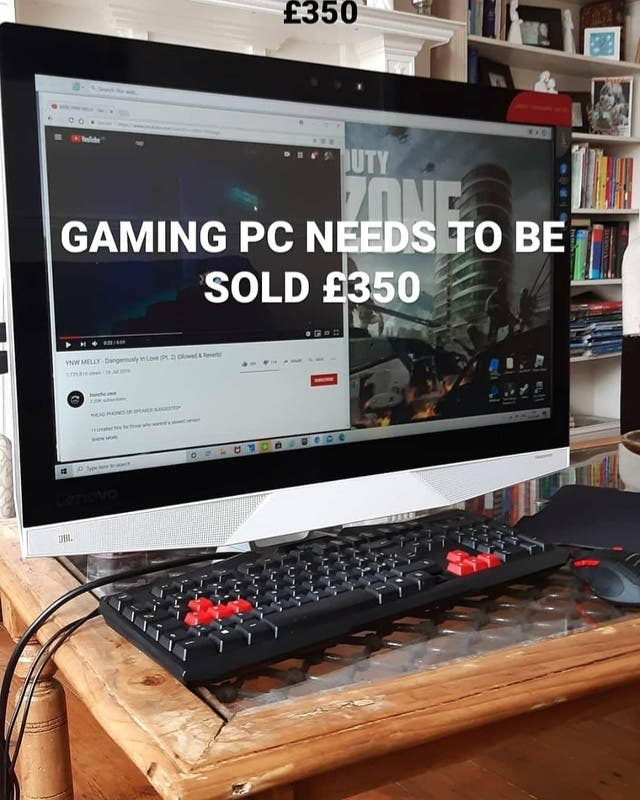 Gaming All In One PC