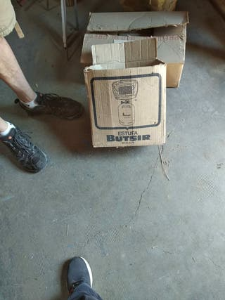mini estufa Butsir modelo 4015