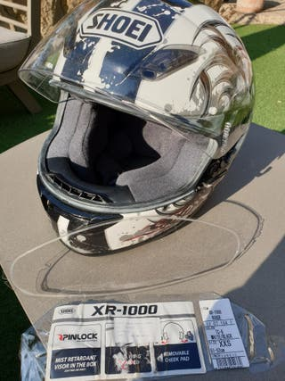 Casco Shoei XSS XR-1000