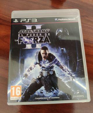 Star Wars El poder de la fuerza 2 - PS3