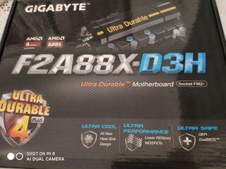 Placa base gigabyte F2A88X-D3H