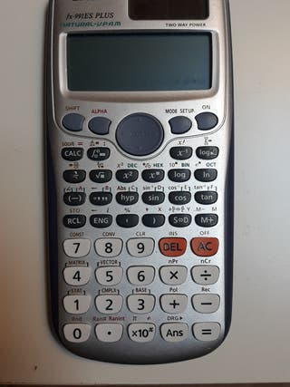Casio fx-991ES PLUS