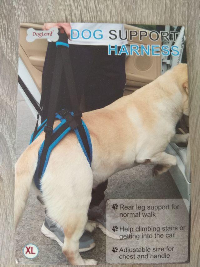 Arnes de Ayuda para perros. Nuevo