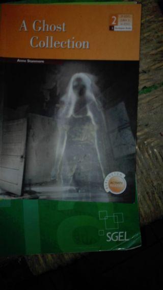 A ghost collection libro de lectura en inglés