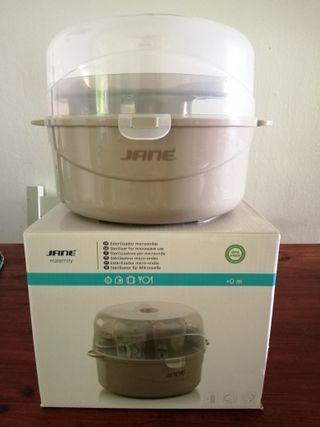 Esterilizador de microondas Jané