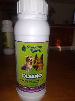 insecticida desinfectante