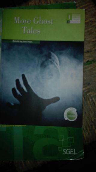 More ghost tales libro de lectura en inglés