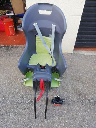 silla para niño/a bicicleta