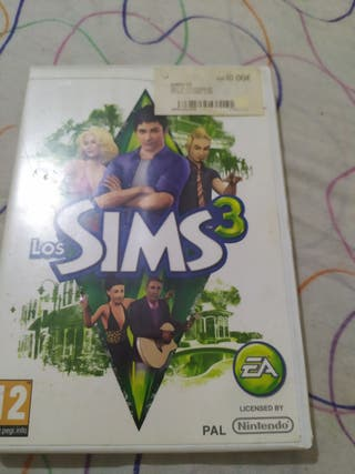 juego sims 3 wii