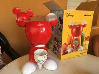 Máquina de granizados Disney Ice Shaver Ariete