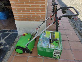 Florabest escarificador y aireador eléctrico