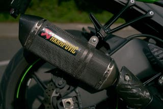 Kawasaki Ninja ZX-6R Performance Edition 2012