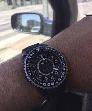 Reloj Bultaco Automático