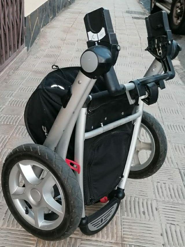 Carrito bebé + Maxicosi Safety