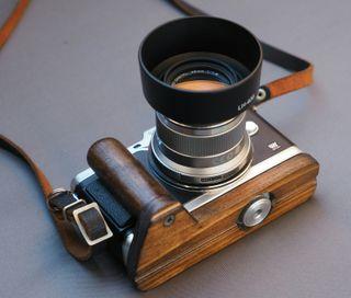 Olympus E-P5 + 45mm