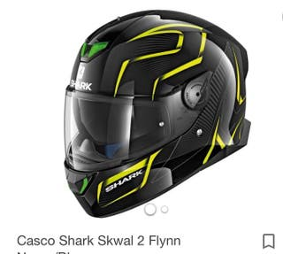 Casco SHARK Skwal 2 Led. Talla L