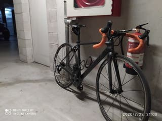 Spezialize Tarmac Pro bicicleta de carretera