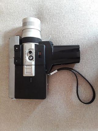 camara video super 8 Canon auto zoom 518