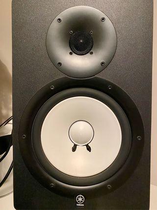 Monitores Yamaha HS80M