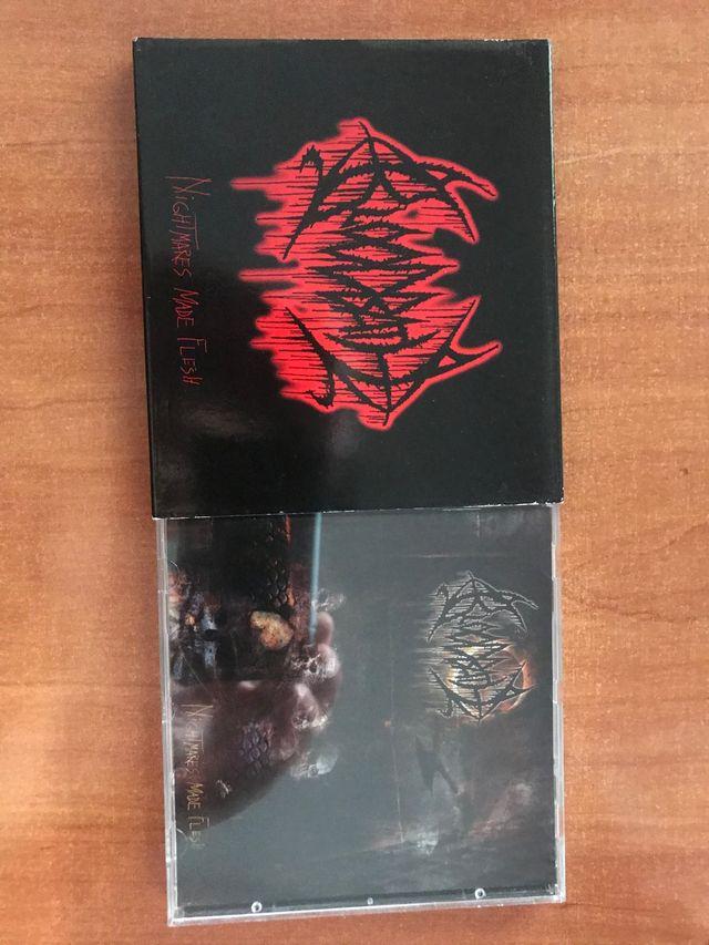 Cd metal Bloodbath