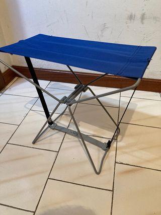 Taburete-silla para camping, pesca, camarote....