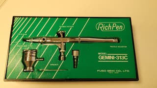 Aerógrafo RichPen GEMINI-313C